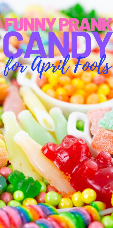 april fools prank candy