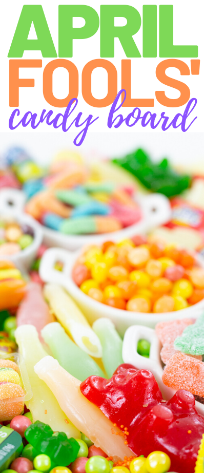 April Fools Day Candy