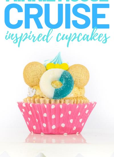 disney beach cupcakes