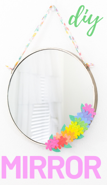pretty mirror mirror craft