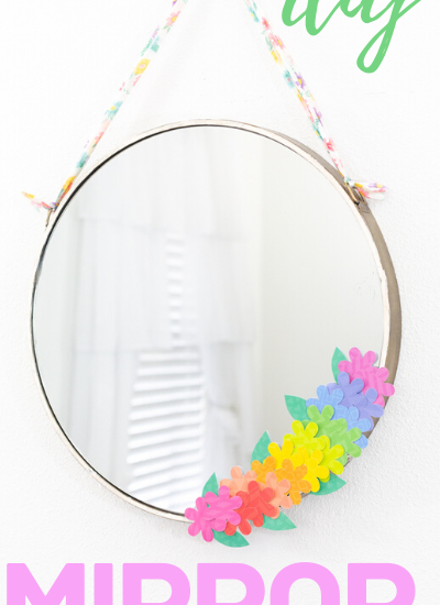 pretty mirror mirror craft