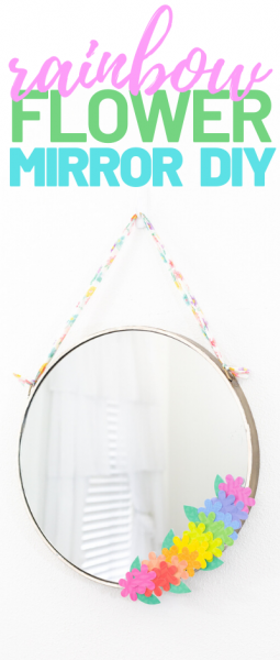 diy mirror craft