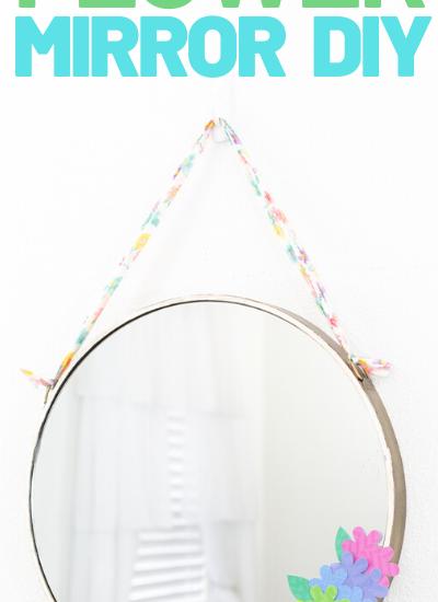 diy mirror craft