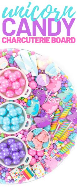 unicorn lollipops