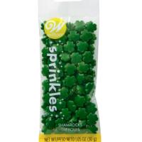 Wilton Shamrock Sprinkles
