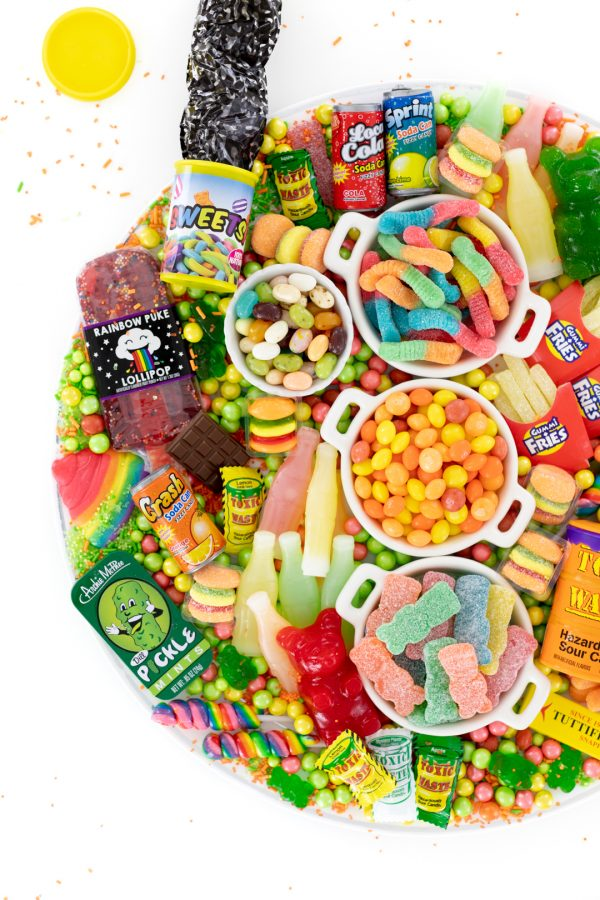 dill pickle mints and more gross candies