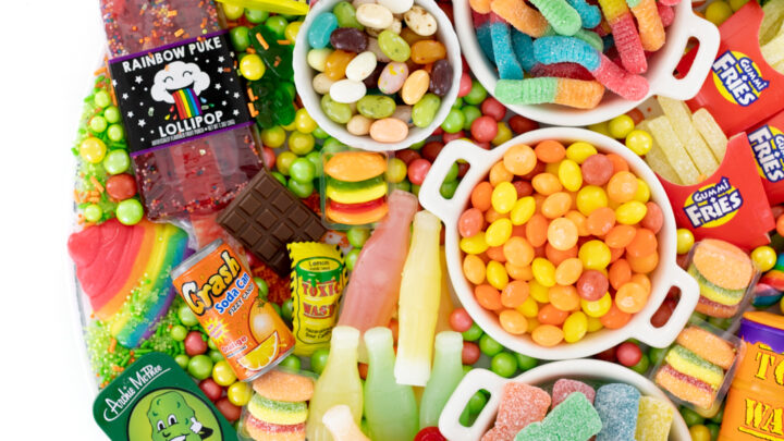 April Fools' Day Candy Board Ideas