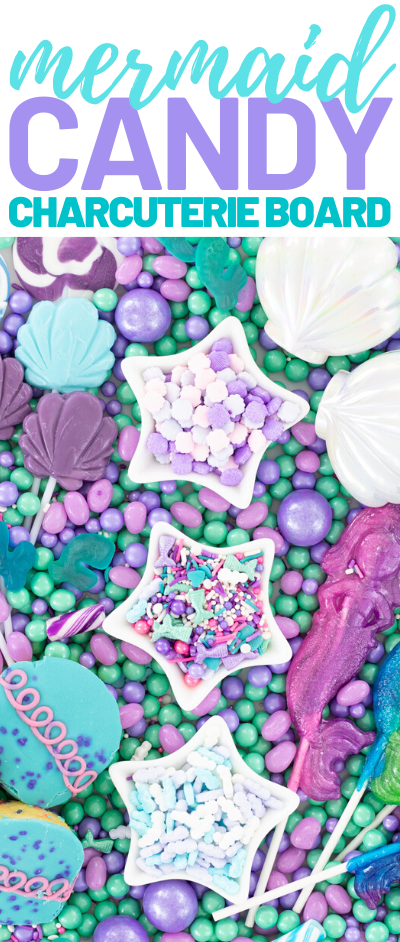 candy mermaid ideas