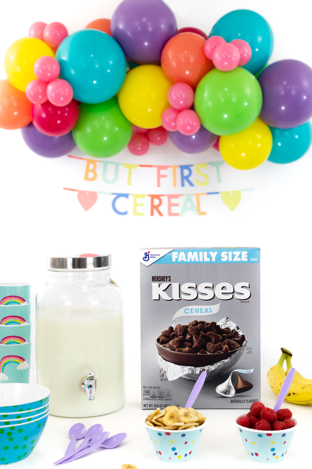 Hershey Kisses Cereal