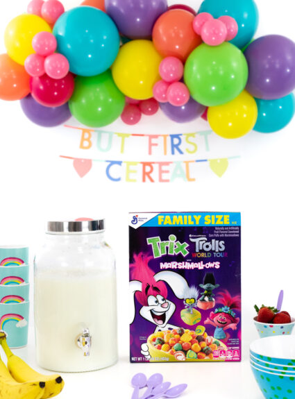 Trix™ Trolls with MarshmallowsCereal
