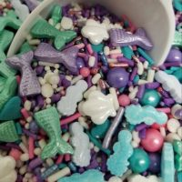 Enchanted sea sprinkle mix