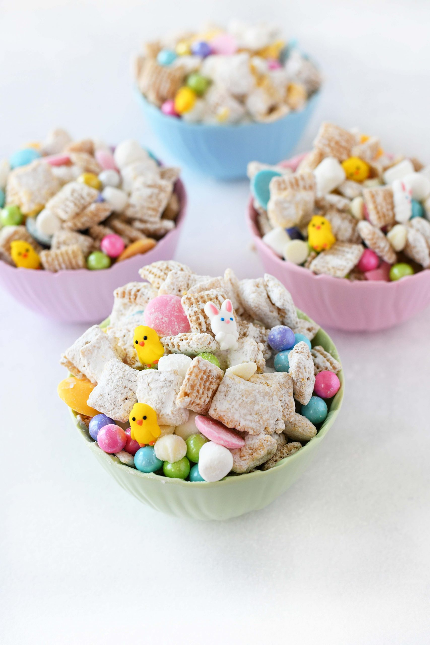 easter spring snack mix