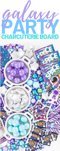 galaxy candy party