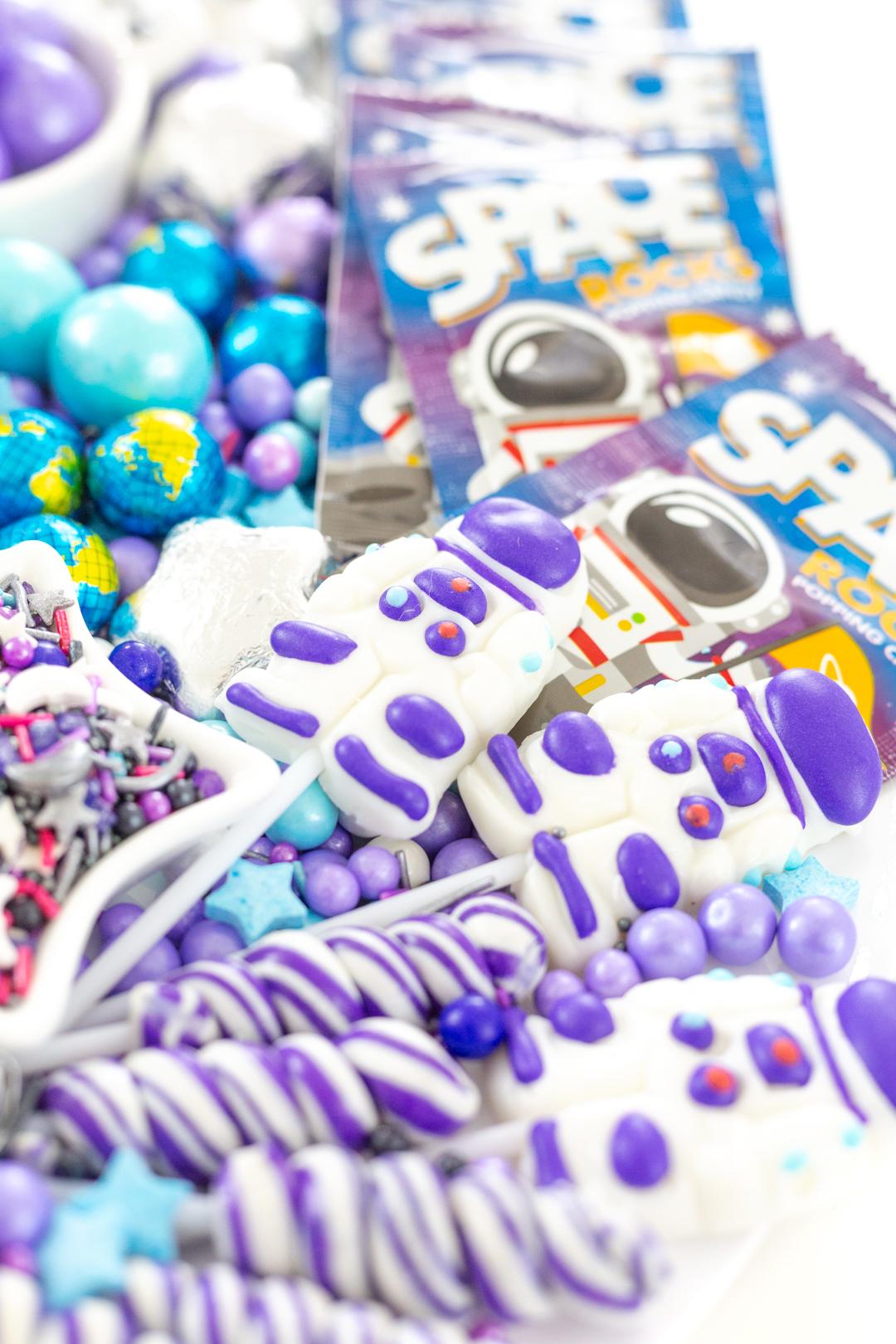 astronaut lollipops
