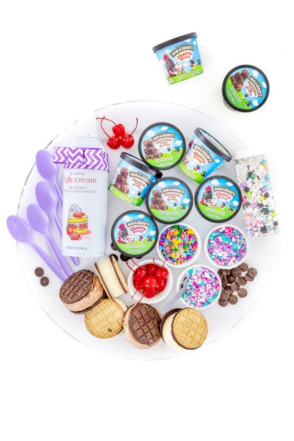 ice cream for parties