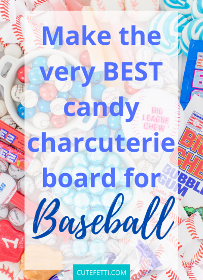 candy for baseball