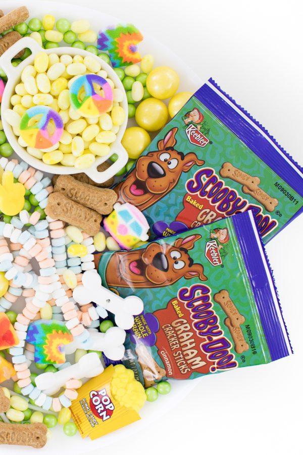 prepackaged scooby doo snacks
