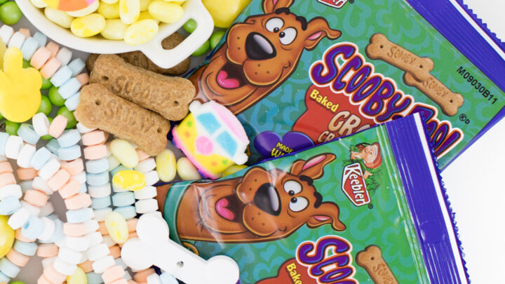 Scoob! Snack Board