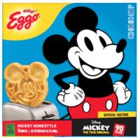 Mickey Mouse Eggo Waffles