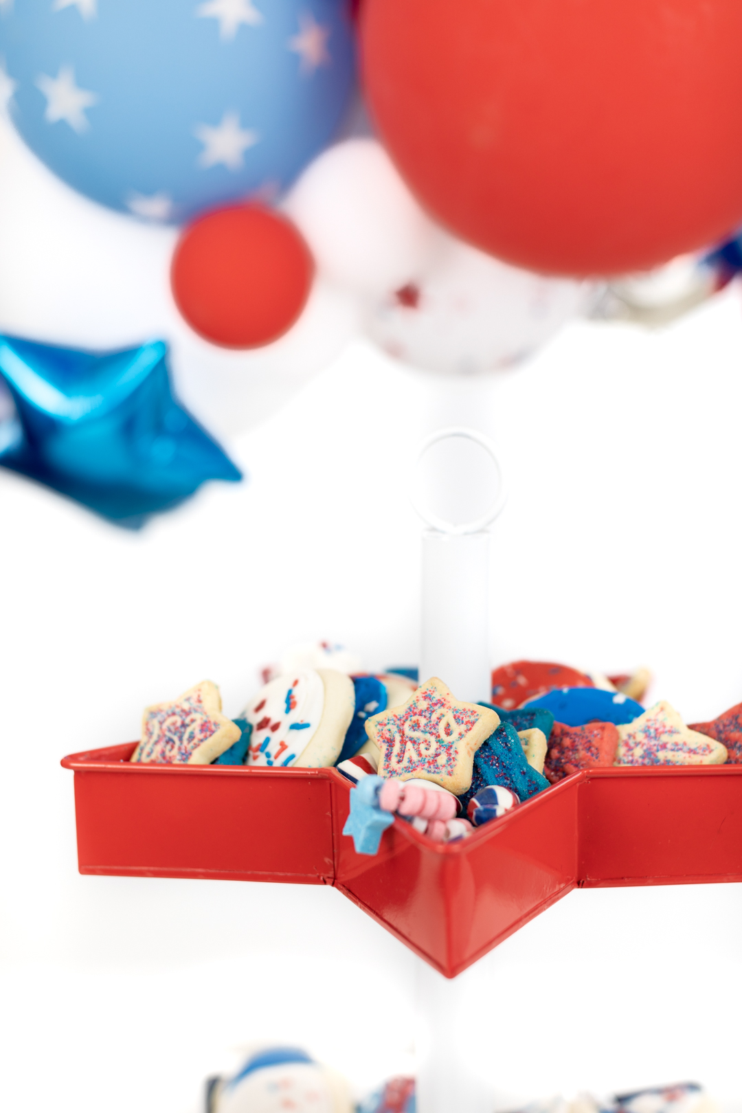 4th of July Cookie Tray