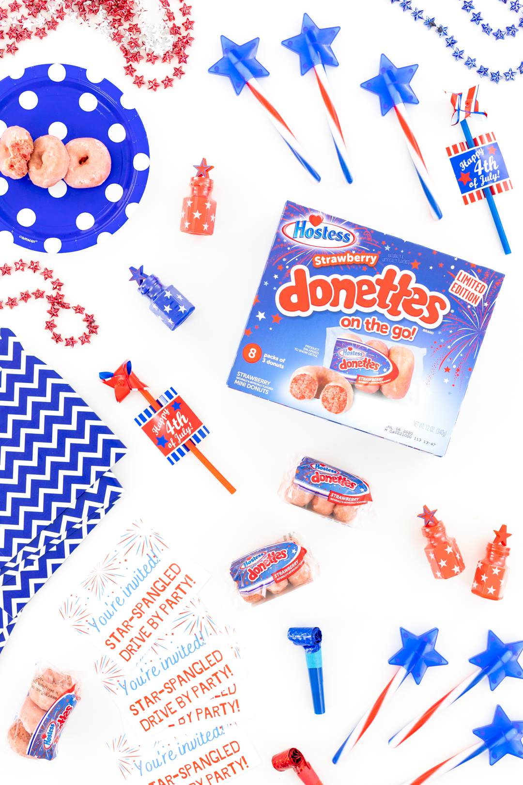 patriotic party favors for gift boxes