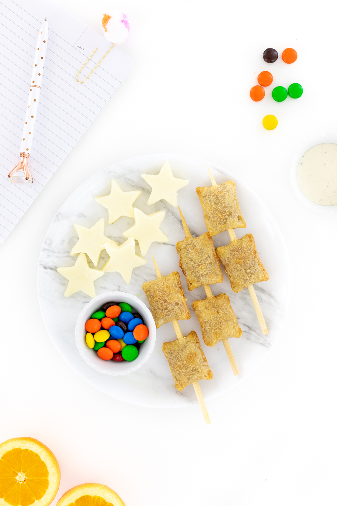 Cute and simple snack ideas for kids