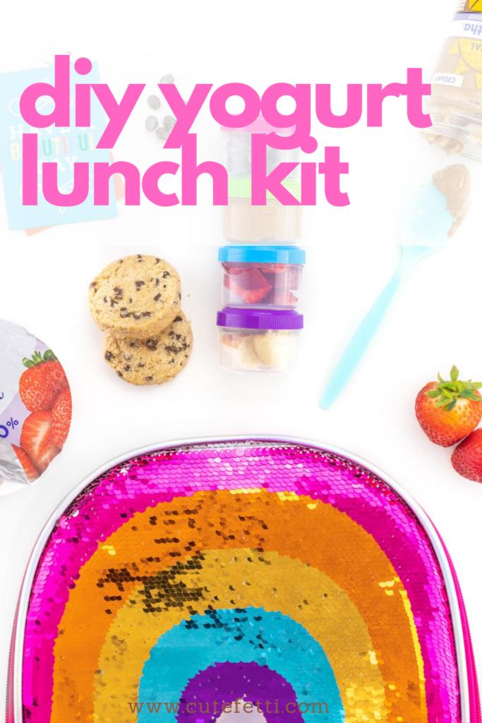 Cute back to school lunch ideas for kids from sandwich kebabs to diy yogurt parfait kits.