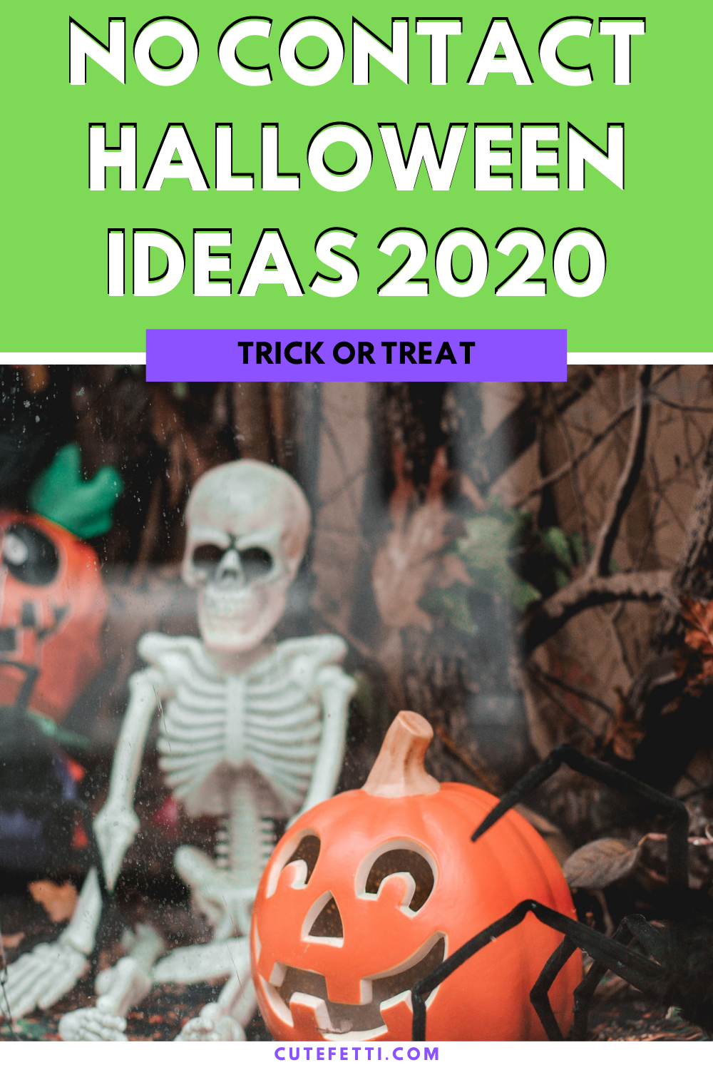 These socially distanced party ideas will let you celebrate Halloween. These trick or treat alternatives are the perfect solution this year.