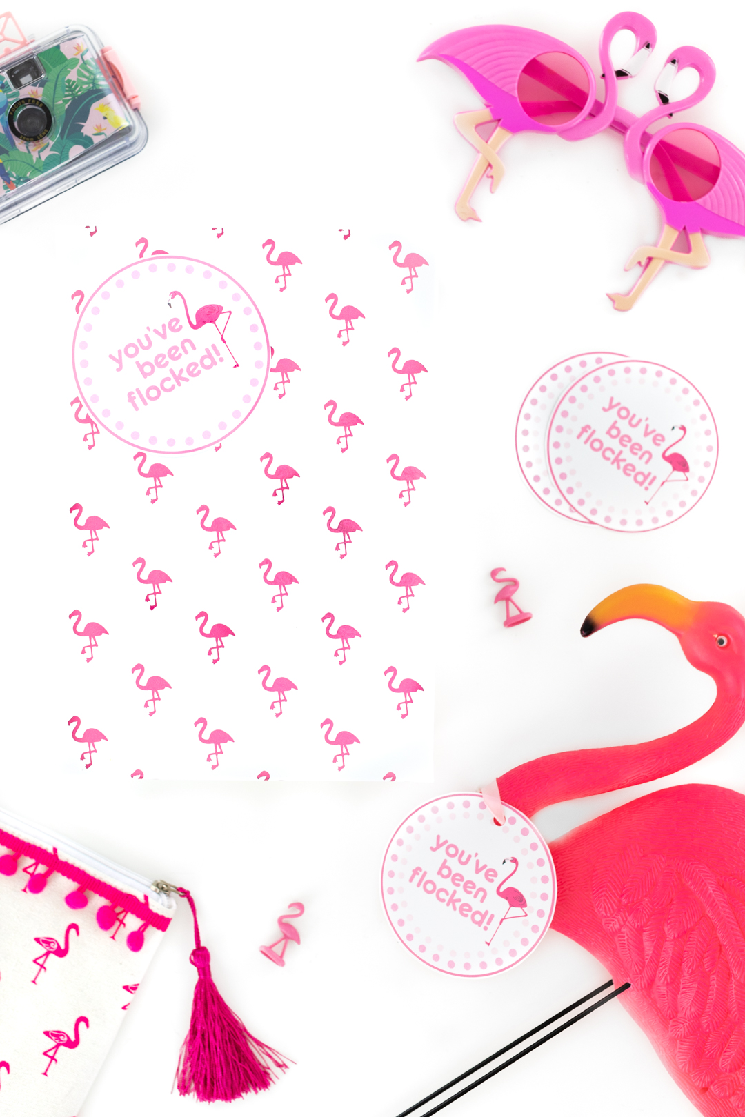 you've been flocked gift box