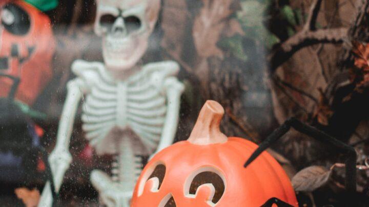 No Contact Halloween Ideas