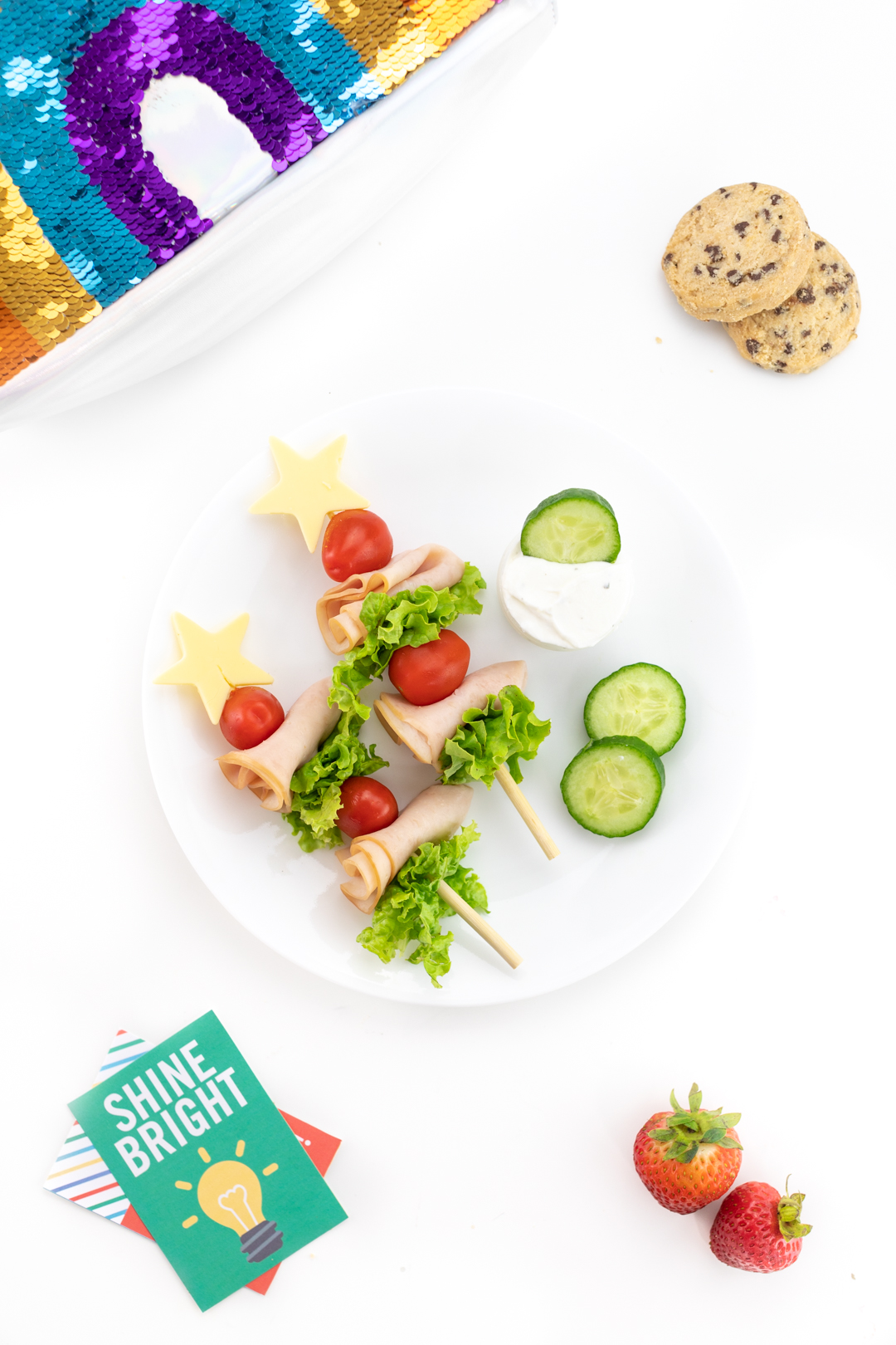 lunch sandwich kabobs for kids