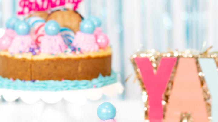 Easy Fun Birthday Cheesecake DIY