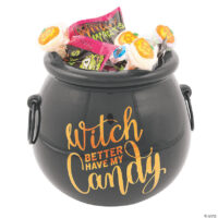 Witch Better Have My Candy Ceramic Bowl
