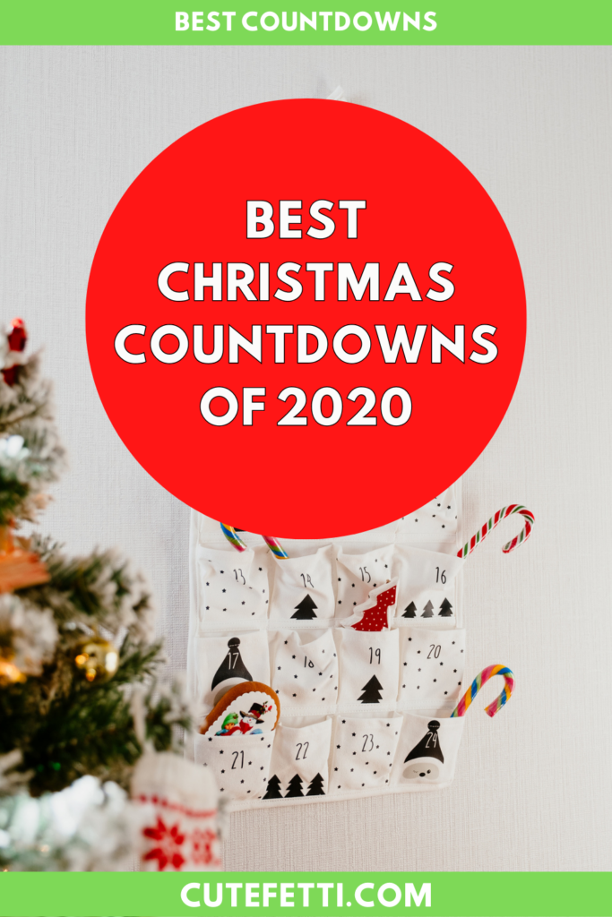 Christmas countdown calendars are a super fun way for the entire family to get in the holiday spirit. From religious Advent calendars to Disney varieties for the kids and everything in between, Christmas countdown calendars make the holiday season just a little bit merrier and brighter.