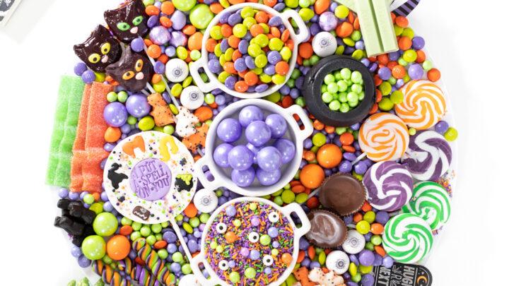 Hocus Pocus Candy Board