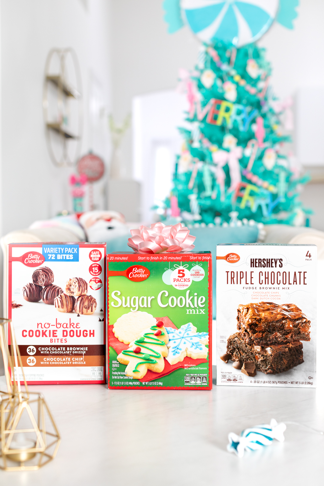 warehouse club sized baking mixes from betty crocker sam's club