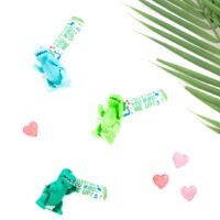 green and blue dinosaur toys for valentine's day