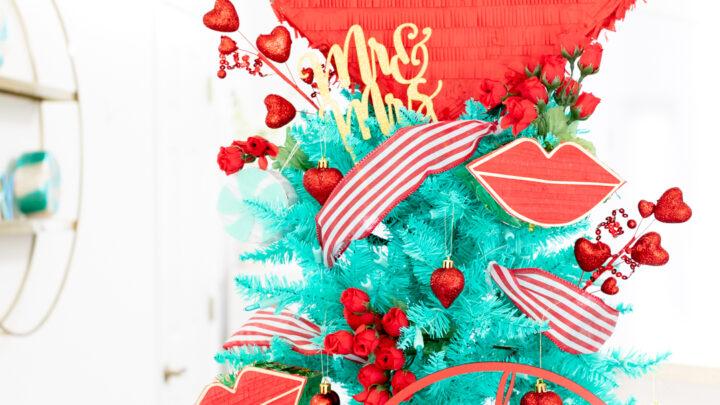 Romantic Valentine's Day Tree Ideas