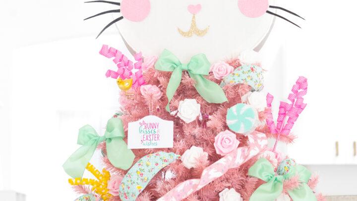 Pastel Easter Tree Ideas