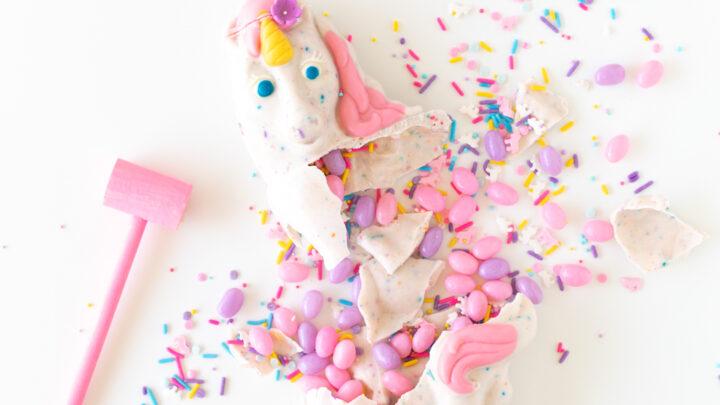 Smash Chocolate Unicorn Gift