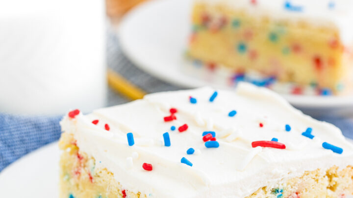 Sugar Cookie Bars with Frosting