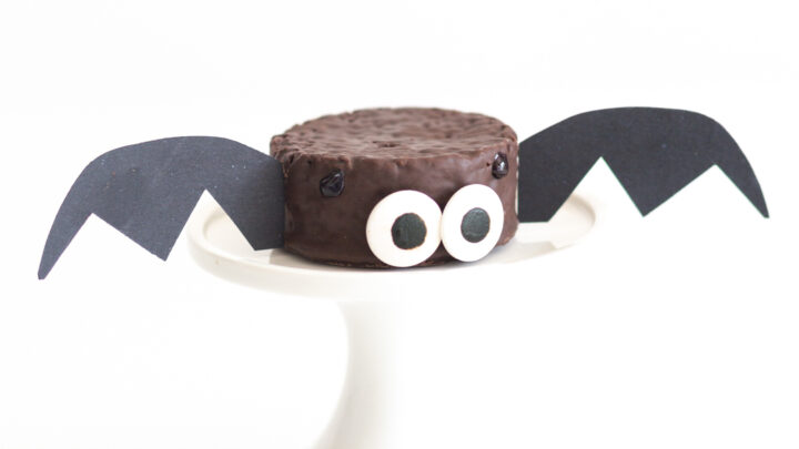 Easy Bat Treats for Halloween