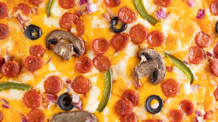 Delish & Easy Ravioli Pizza Recipe